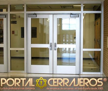 puertas comunitarias