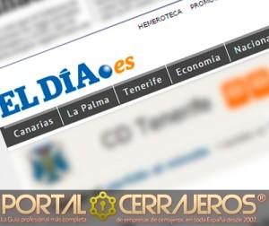 Noticias cerrajeros el dia.es