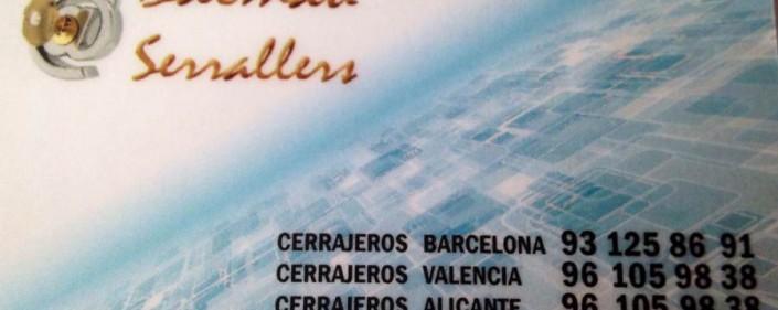 cerrajeros-barcelona-valencia-alicante