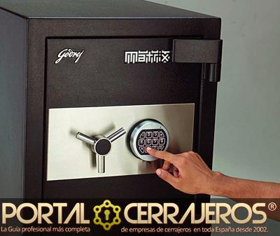 cajas fuertes electronicas