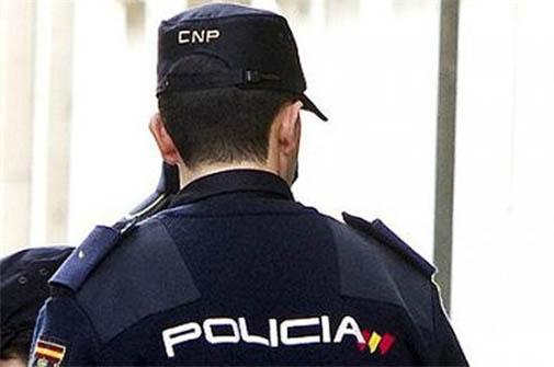 Policia Nacional robo de viviendas