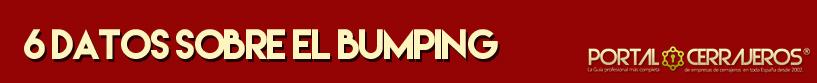 6 datos sobre el bumping