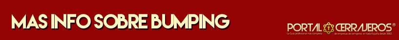 Mas información sobre el bumping